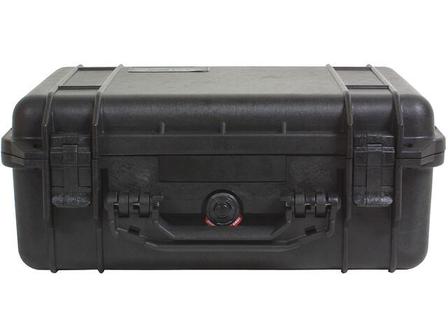 Peli 1450 Box with Foam Insert, black